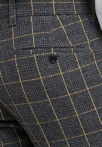 DRYKORN - SIGHT - Pantalon de costume - anthracite - 5