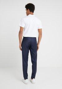 DRYKORN - PIET - Oblekové kalhoty - navy - 2
