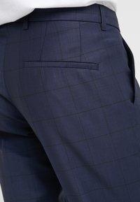 DRYKORN - PIET - Oblekové kalhoty - navy - 5