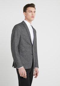 DRYKORN - VERMONT - Suit jacket - grey melange - 0