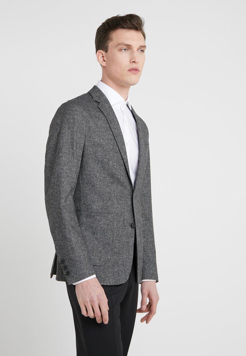 DRYKORN - VERMONT - Suit jacket - grey melange