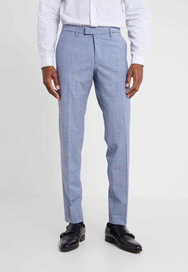 PIET - Suit trousers - blau