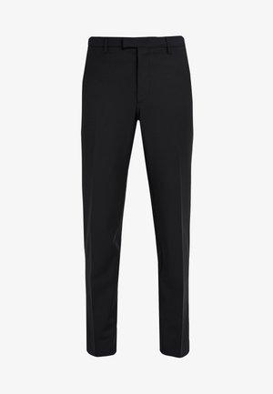 PIET - Oblekové kalhoty - black