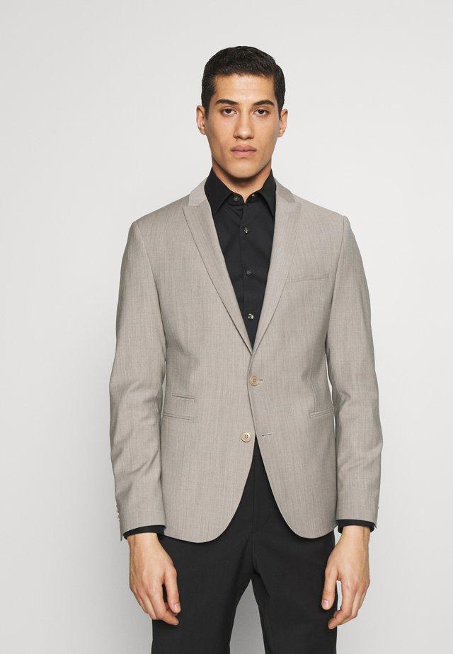 IRVING - Suit jacket - beige grau