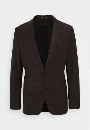 IRVING - Veste de costume - brown