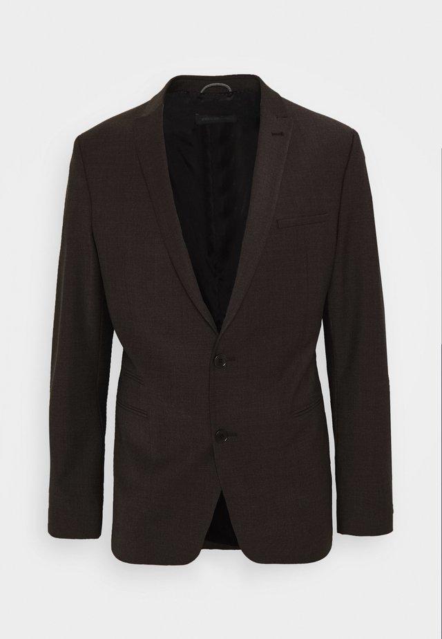 IRVING - Suit jacket - brown