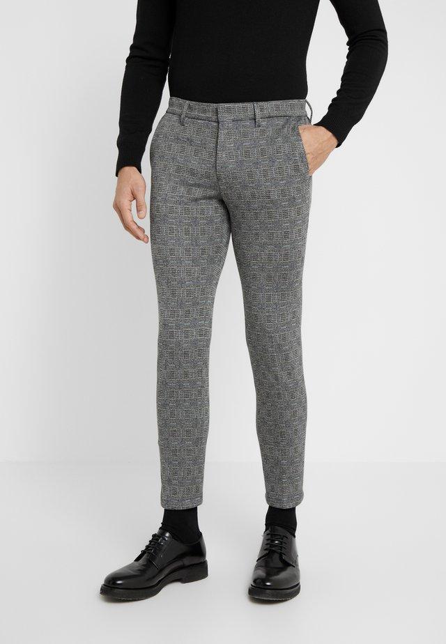 SIGHT - Spodnie garniturowe - grey