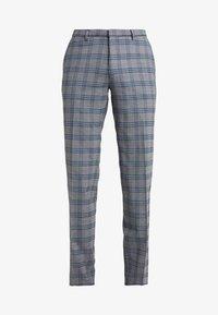 DRYKORN - FOOT - Suit trousers - dark grey - 5