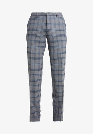 FOOT - Pantaloni eleganti - dark grey