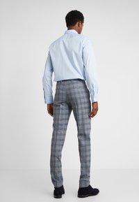 DRYKORN - FOOT - Suit trousers - dark grey - 2