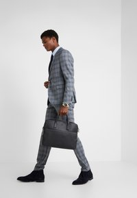 DRYKORN - FOOT - Suit trousers - dark grey - 1