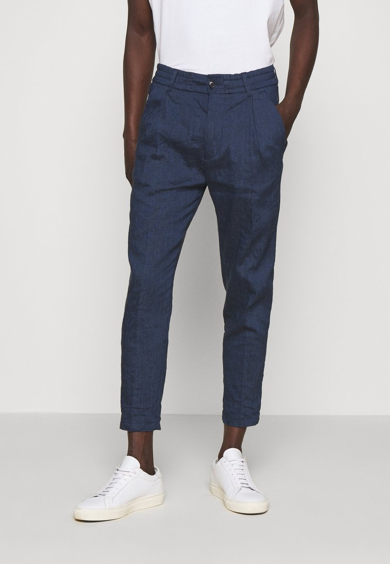 DRYKORN - CHASY - Trousers - blue