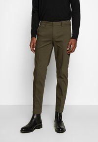 DRYKORN - SIGHT - Trousers - oliv - 0