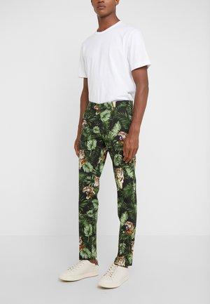 SIGHT - Suit trousers - bunt