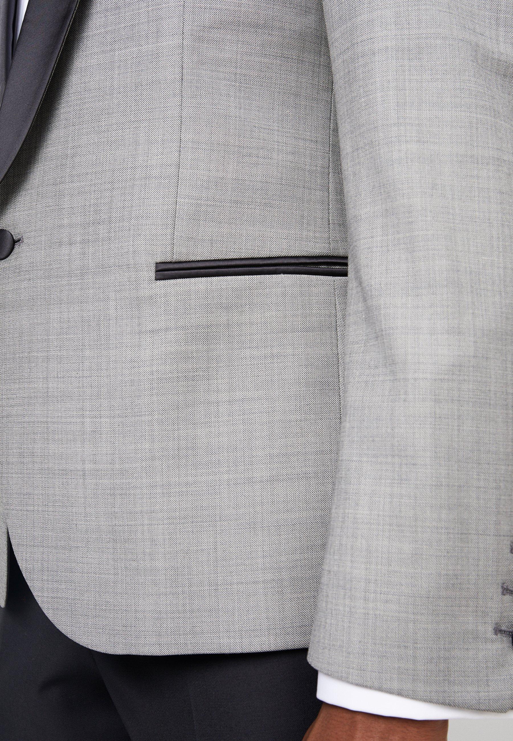 Drykorn Bellac - Giacca Elegante Grey FiH7oJw