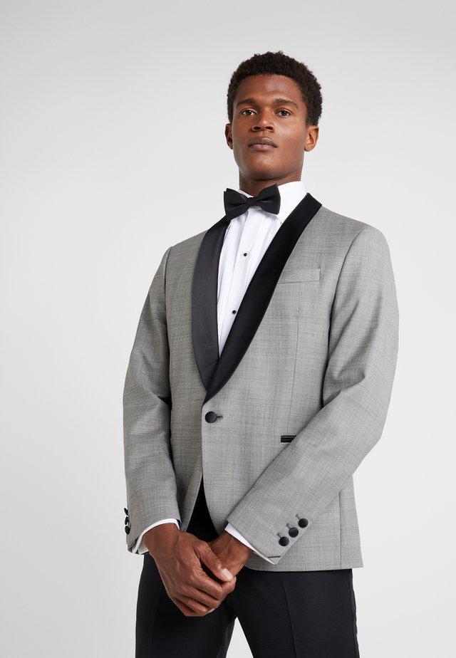 BELLAC - Suit jacket - grey