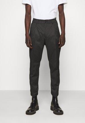 CHASY - Pantaloni eleganti - schwarz