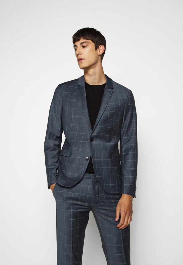 OREGON - Suit jacket - light blue