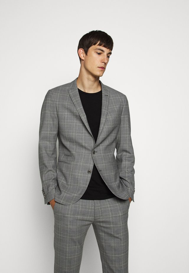 IRVING - Suit jacket - grey