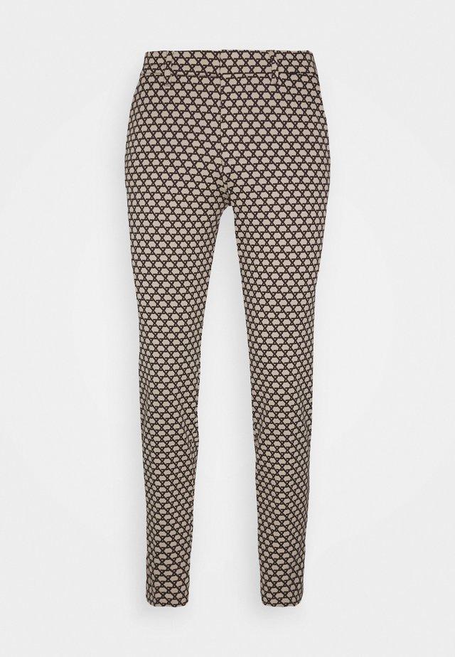 SIGHT - Pantalon classique - brown