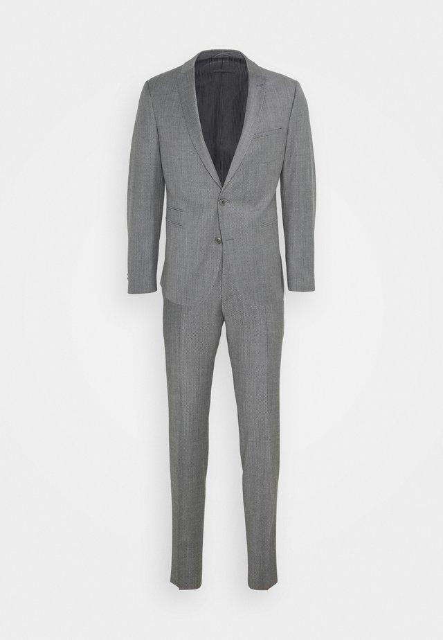 P-IRVING - Anzug - light grey