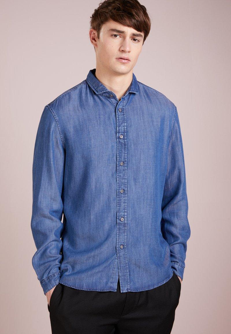 DRYKORN - SOLO - Shirt - blue