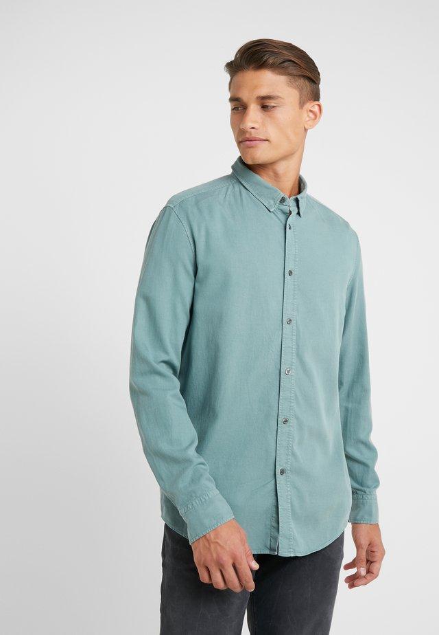 LOKEN - Overhemd - aqua