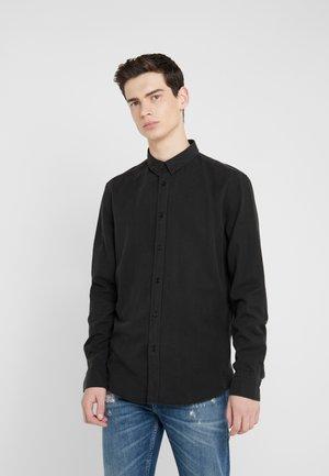 LOKEN - Camisa - black