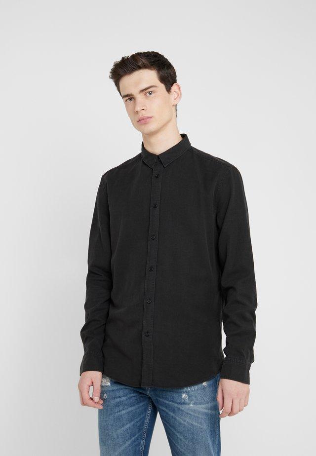 LOKEN - Košile - black