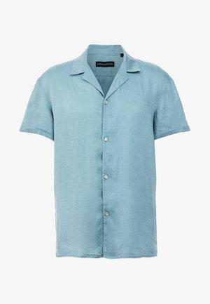 BIJAN - Camisa - petrol