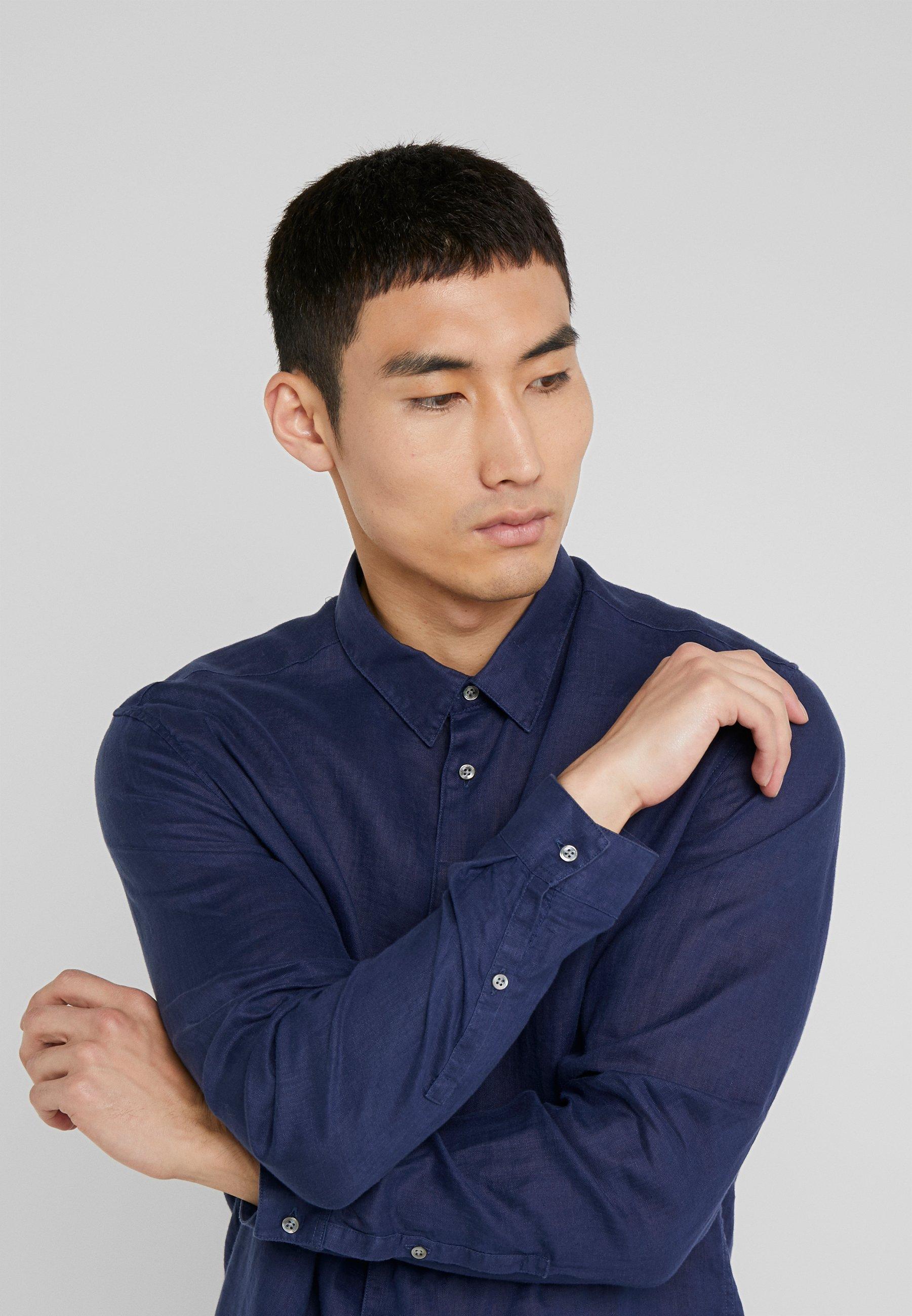 Drykorn Ruben - Skjorter Dark Blue