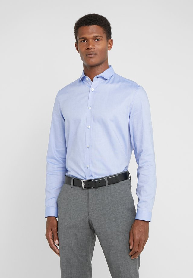SOLO - Formal shirt - blue