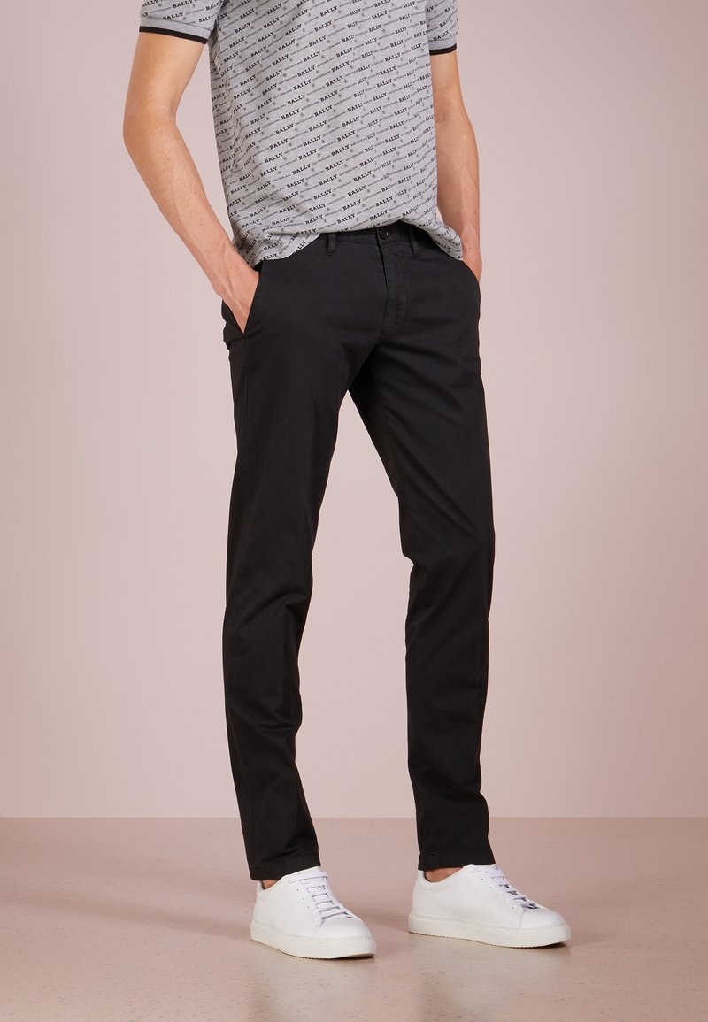 DRYKORN - HOOP - Pantalon classique - dark anthra