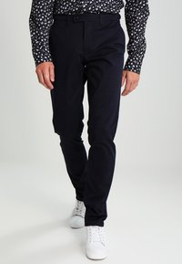 DRYKORN - KILL - Spodnie materiałowe - navy - 0