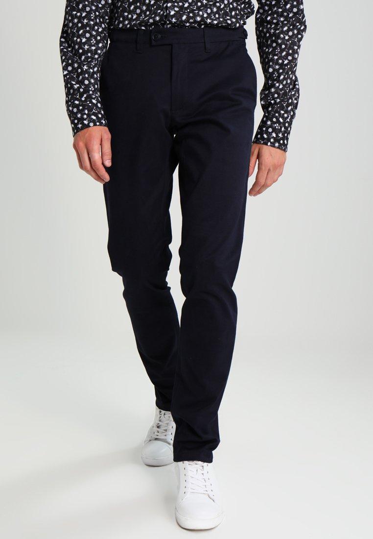 DRYKORN - KILL - Spodnie materiałowe - navy