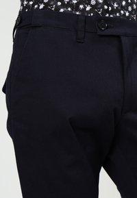 DRYKORN - KILL - Spodnie materiałowe - navy - 3