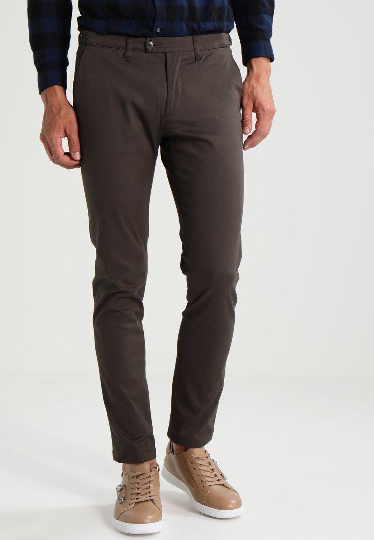 DRYKORN - KILL - Spodnie materiałowe - khaki