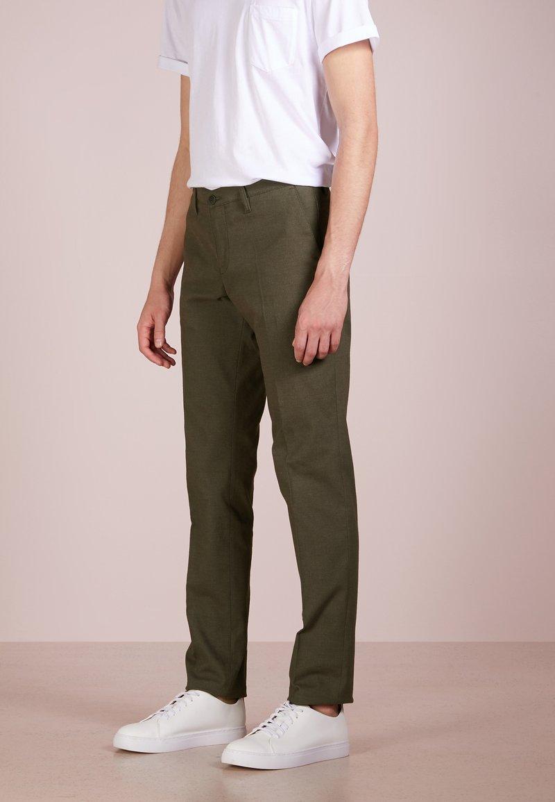 DRYKORN - HOOP  - Trousers - khaki