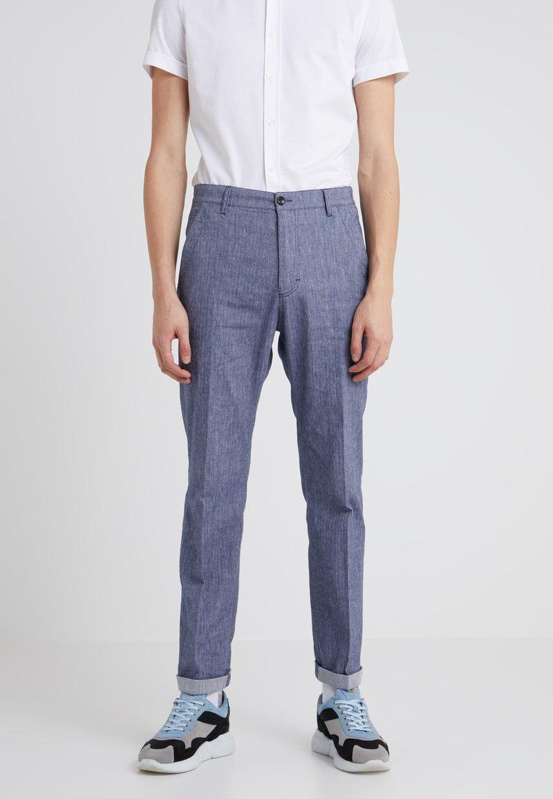 DRYKORN - JAQ - Pantalones - blue