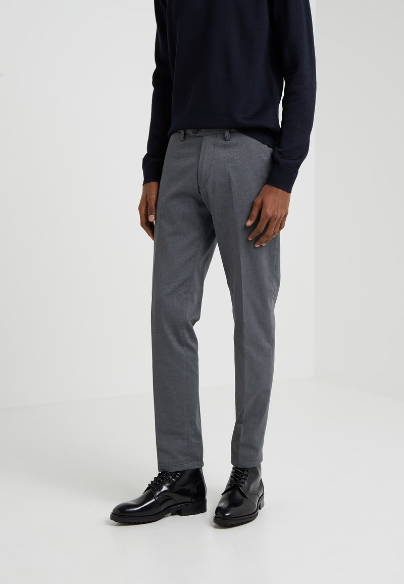 DRYKORN - KILL - Trousers - anthracite