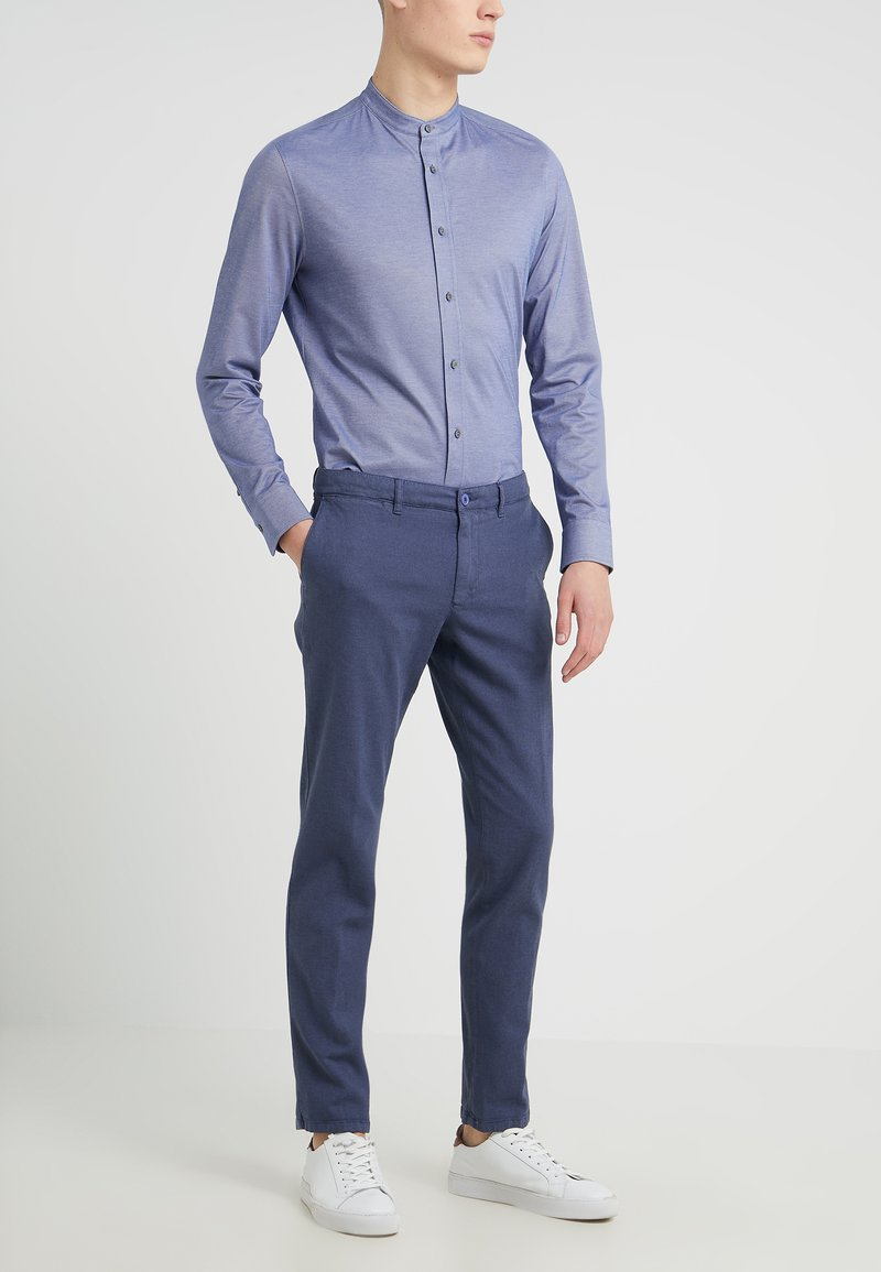 DRYKORN - MAD - Trousers - blau