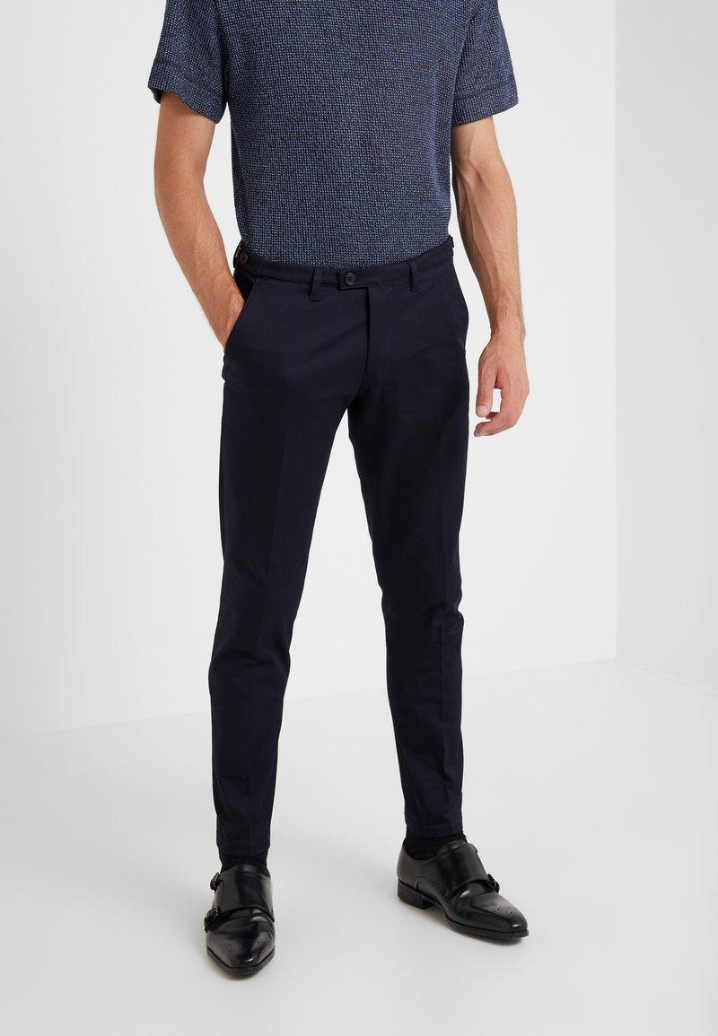 DRYKORN - KILL - Pantalon classique - navy