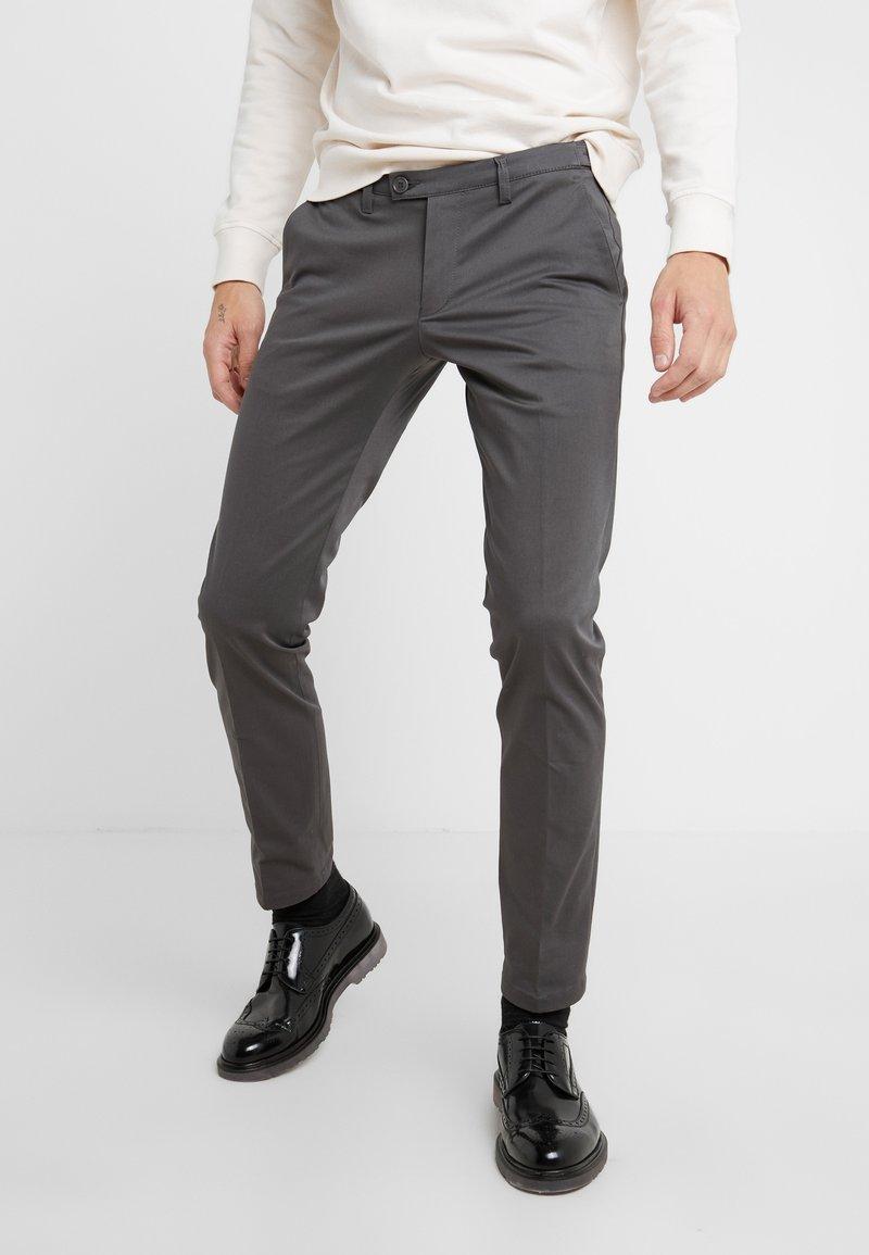 DRYKORN - KILL - Spodnie materiałowe - anthracite