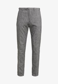 DRYKORN - Pantalon classique - mottled grey - 4
