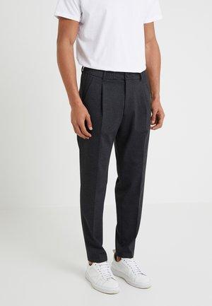 CHASY - Pantalon classique - anthracite