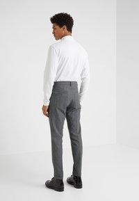 DRYKORN - BREW - Pantalones - grey - 2