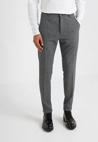 DRYKORN - BREW - Pantalones - grey - 0