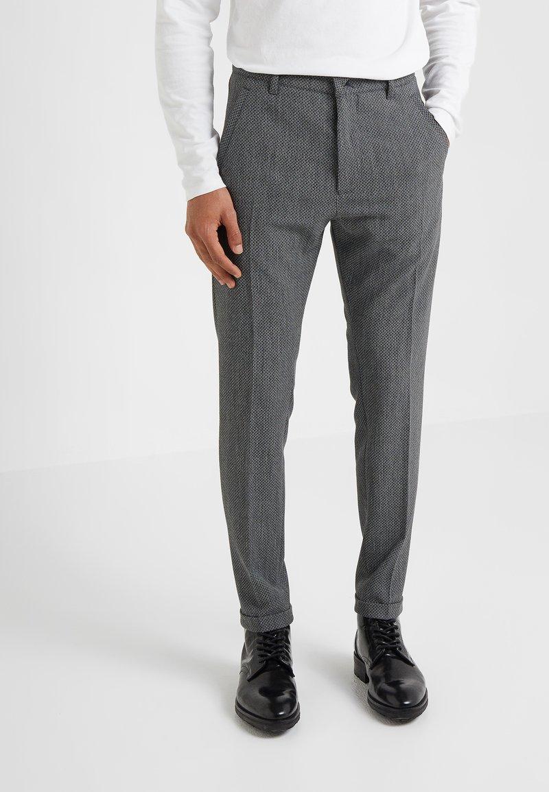 DRYKORN - BREW - Pantalones - grey