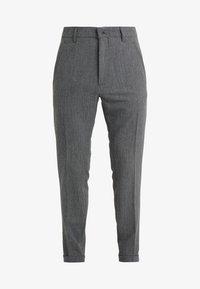 DRYKORN - BREW - Pantalones - grey - 3
