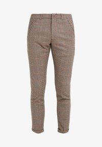 DRYKORN - BREW - Pantalones - beige/brown - 3